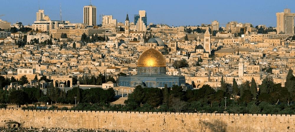 Tempat ziarah di Yerusalem
