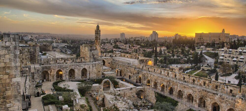 Ziarah ke Yerusalem