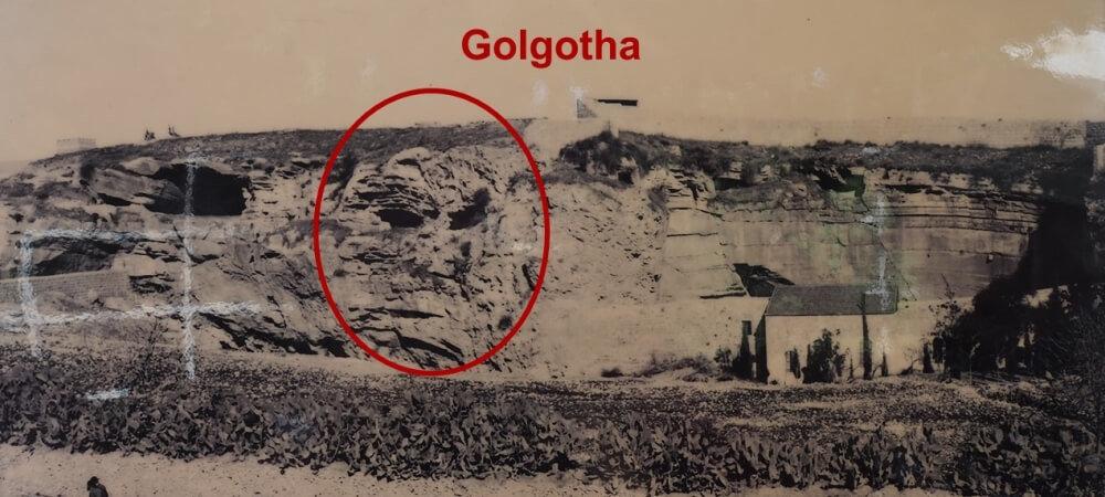 Bukit Golgotha