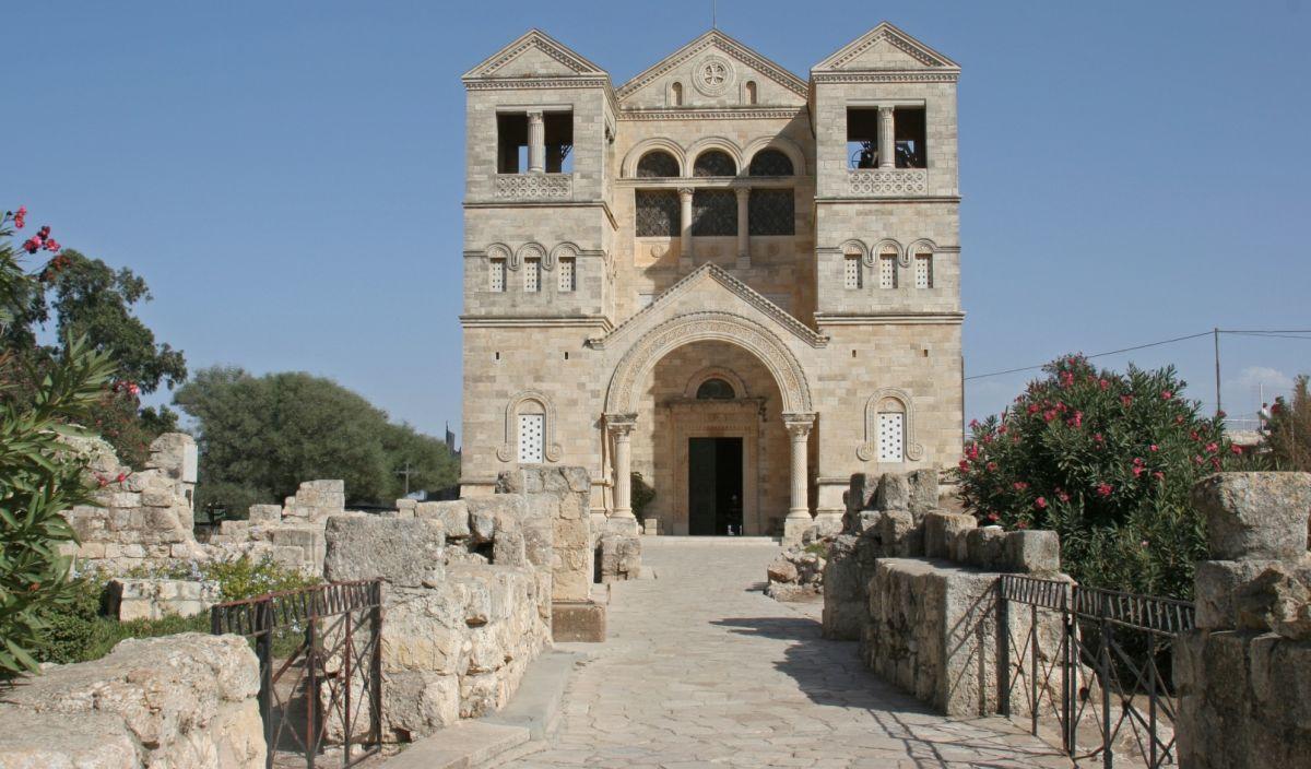 Gereja Transfigurasi Tabor