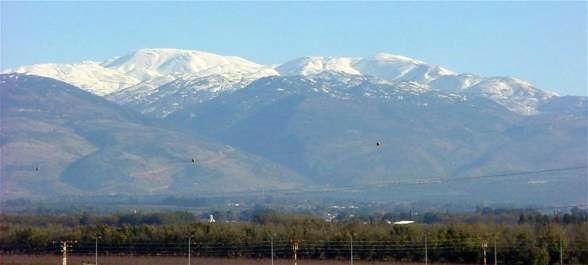 Gunung Hermon