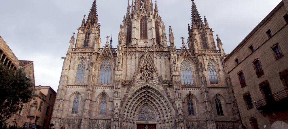 katedral Barcelona
