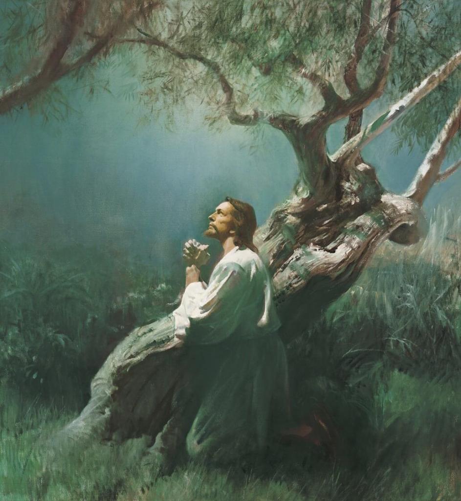 Lukisan Tuhan Yesus