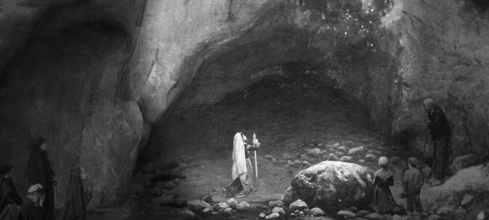 Penampakan Bunda Maria Lourdes