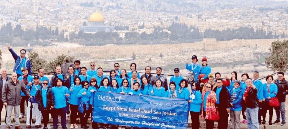 Pengalaman Ziarah ke Israel