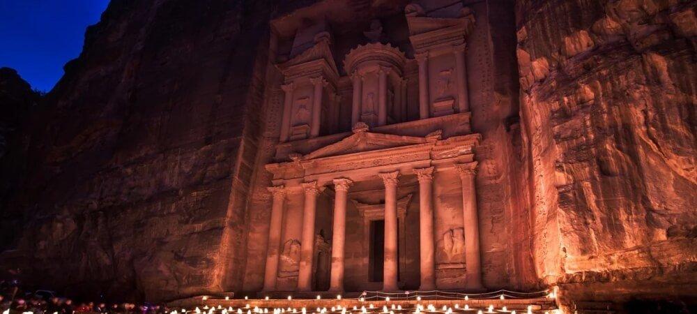 Kota Petra, Jordan