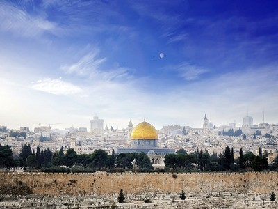 Yerusalem Kota Mulia