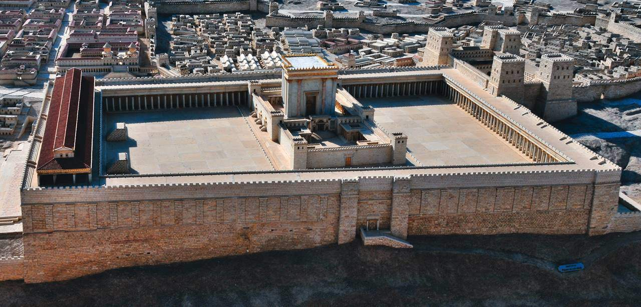 Rencana Pembangunan Kembali Bait Allah Ketiga di Yerusalem. Kiamat?