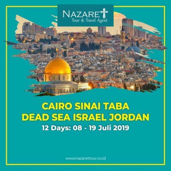 TOUR ISRAEL MURAH 2019