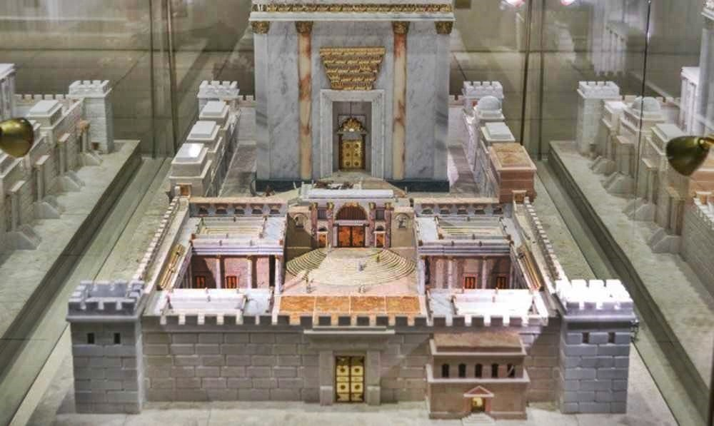 rancangan bait allah ketiga