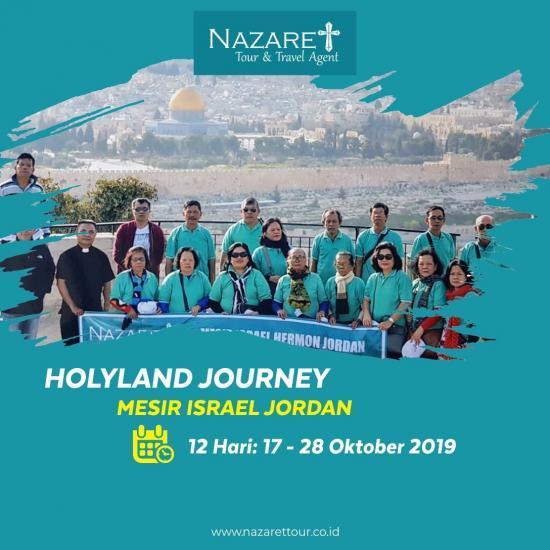 Holyland Tour 2019
