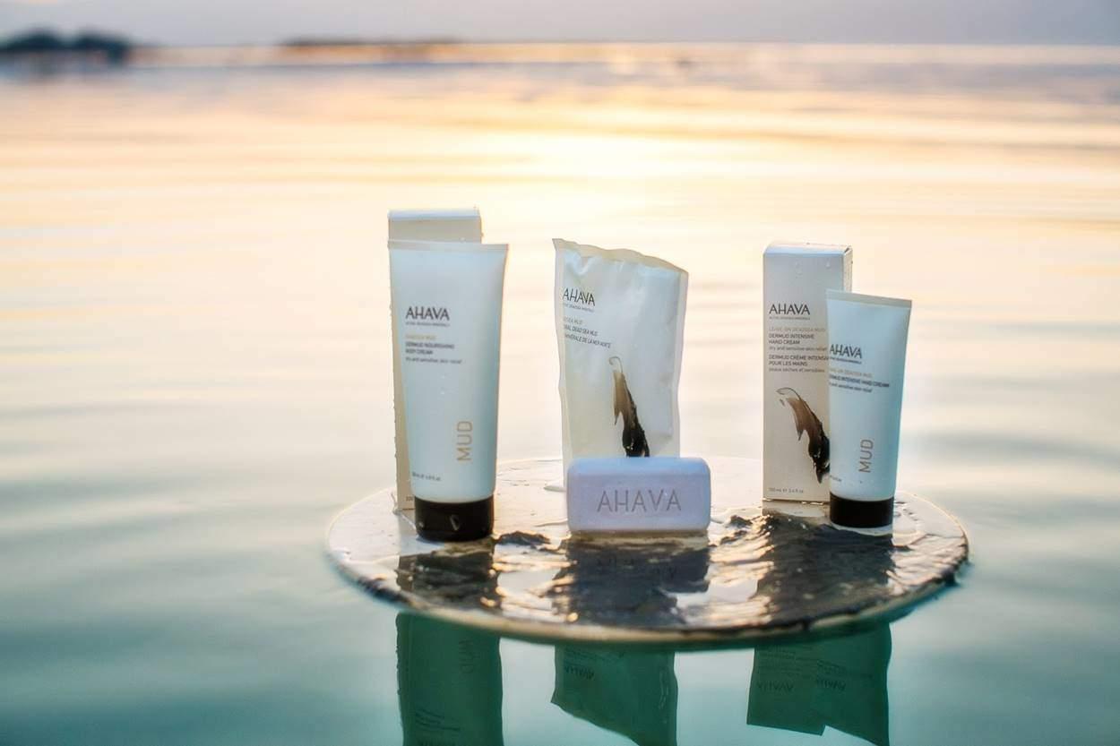 Kosmetik Laut Mati