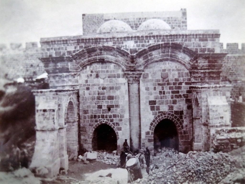 Gerbang Kota Yerusalem