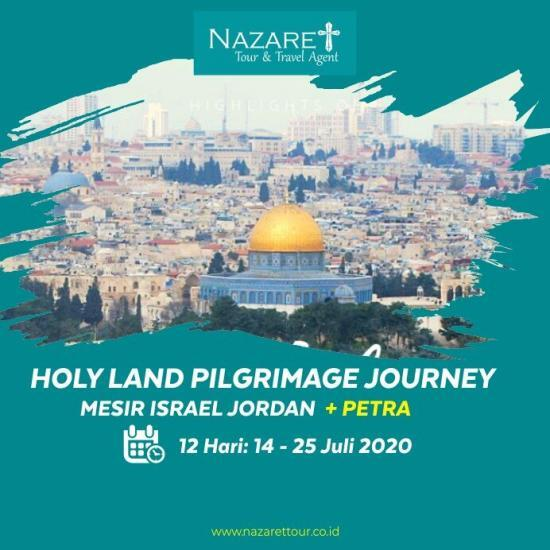 Ziarah Mesir Israel
