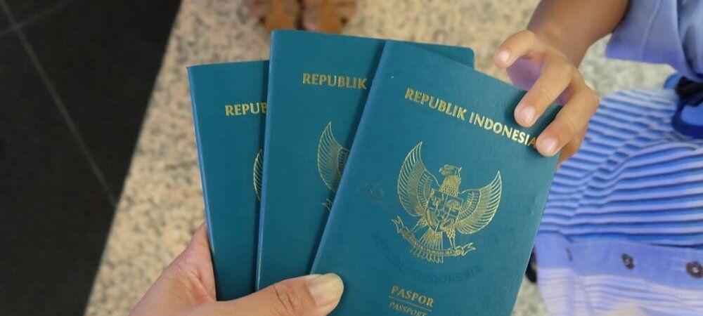 Cara Buat Paspor Online