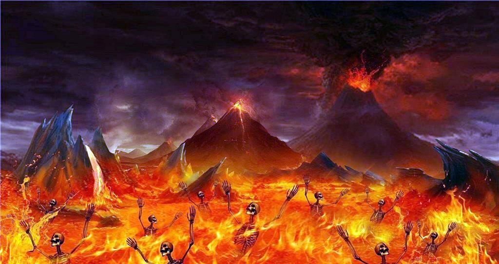 Kesaksian dibawa ke neraka