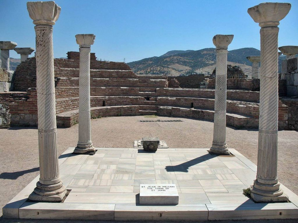 Makam Santo Yohanes di Efesus