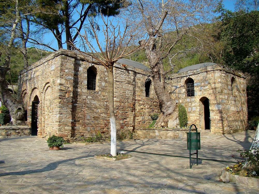 Rumah perawan Maria di efesus