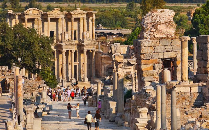 Tour 7 Gereja di Turki